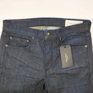 Rag Bone Slim Fit 2 Japanese Stretch Denim Jeans